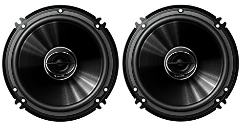 "SoundBoss 6"" 2Way Performance Auditor 280W MAX B625 Coaxial Car Speaker"