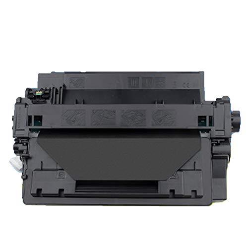 XDXD Reemplazo de Cartucho de tóner Compatible para HP CE255A para HP Laserjet Pro P3015 3015D 3015DN 3015X Impresora con Chip Black Office Supplies Impresora Suministros