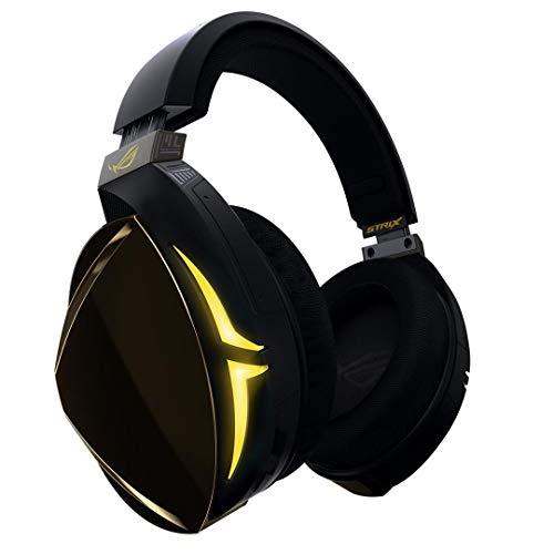 ASUS ROG Strix Fusion 700 Wireless Hi-Fi Gaming Headset (Bluetooth 4.2, Virtual 7.1 Sound, Aura Sync)