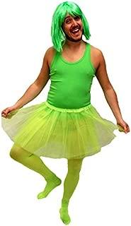 Disfraz Despedida de Soltero de Bailarina para hombre Verde
