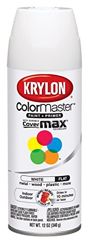 Our #2 Pick is the Krylon ColorMaster Spray Paint