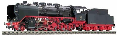 FLEISCHMANN AC Wechselstrom Dampflok BR 43 DRG mit Sound-Decoder HO
