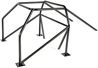 jeep cherokee exterior roll cage