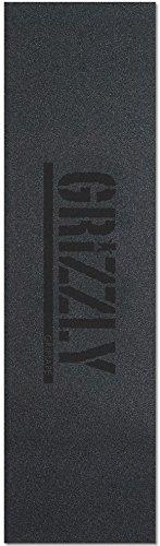 Grizzly Grip Platte Stamp Print Schwarz