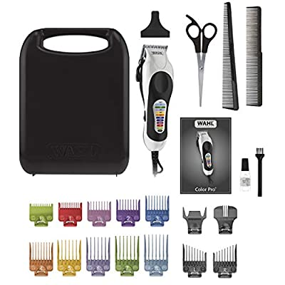 Wahl Color Pro Plus 22-Piece Haircut Kit 79752T