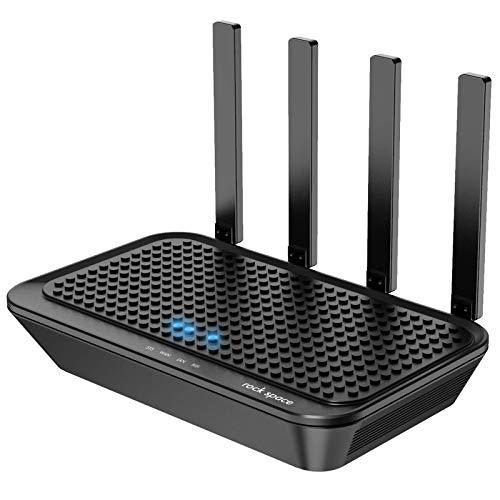 rockspace AC2100 MU-MIMO Dual Band Wi-Fi Router - 2100Mbps Wireless Gaming...