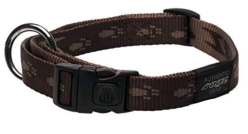Rogz HB25-J Alpinist Halsband/K2, L, braun