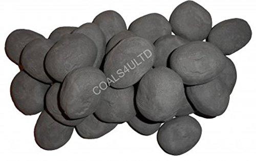 Coals 4 You Holzkohle, 15 g, Schwarz