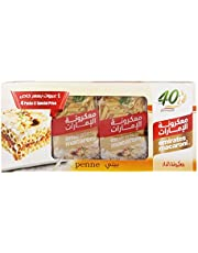 Emirates Macaroni Penne Pasta, 4 x 400 gm