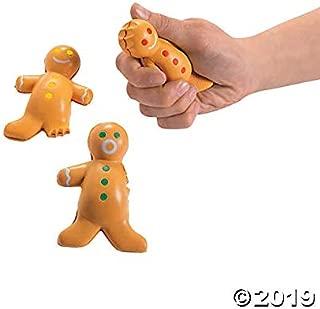 Gona Kart Gingerbread Stress Toys
