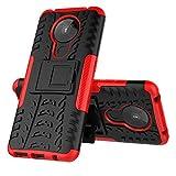 MRSTER Nokia 5.3 Case, Tyre Pattern Design Heavy Duty