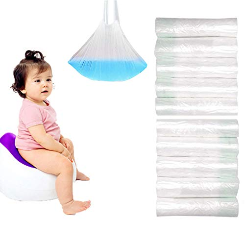 (50% OFF) 100 Pack Disposable Potty Chair Liner Bags $7.50 – Coupon Code