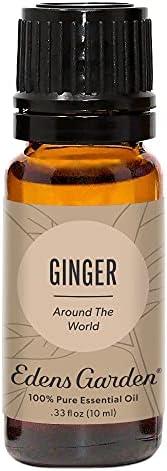 Top 10 Best ginger essential oil edens garden Reviews