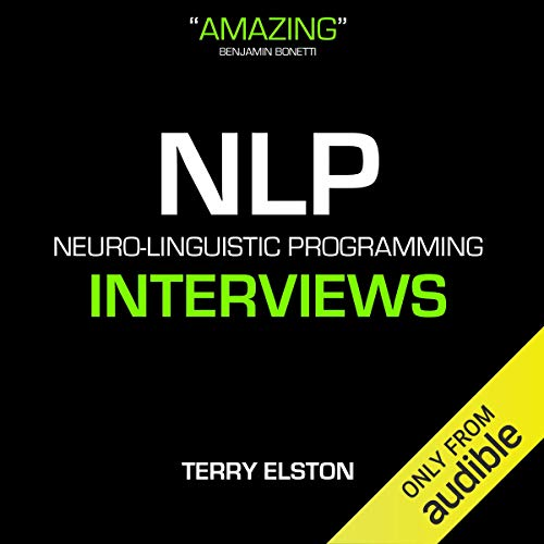 NLP Interview Skills With Terry Elston audiobook cover art