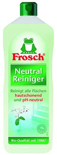 Frosch Neutral Reiniger, 3er Pack (3 x 1 l)
