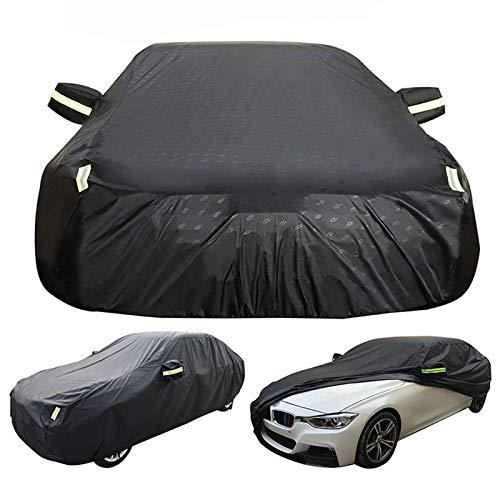Funda para automóvil Compatible con Mercedes-Benz G/GL/GLA/GLB/GLS/M Class SUV, Fundas para vehículos de Cuerpo Completo a Medida, protección contra el Polvo y el Sol, Lluvia y nie