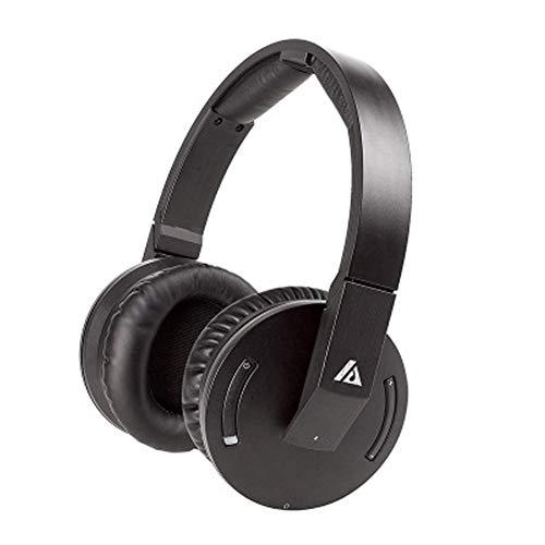 LXFTK Casque d'écoute de télévision sans Fil 2,4 G séparé Casque de Jeu Supra-auriculaire monté sur la tête, Musique, Sport, Jeux