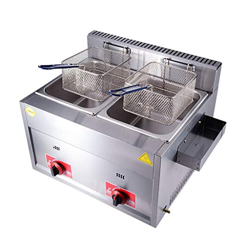 Freidora Gas  marca Deep Fryer