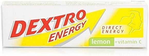 Dextro Energy Lemon 47g Pack of 24 Estimated Price : £ 16,79