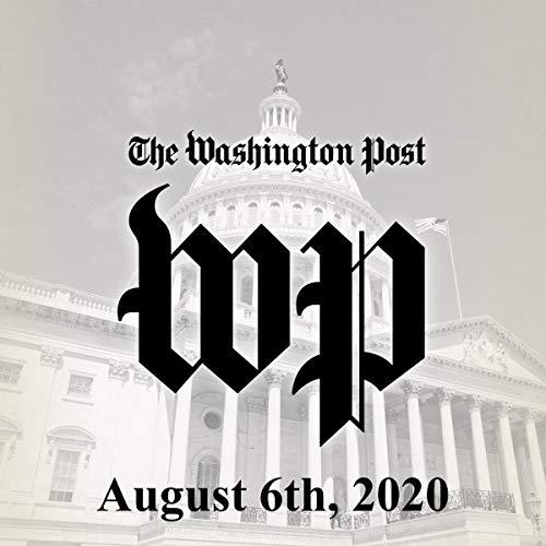 『August 6, 2020』のカバーアート