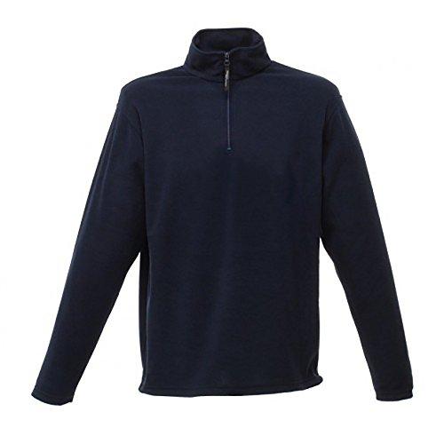 Regatta Micro Polaire Col Zippé Grand – Bleu Marine Foncé