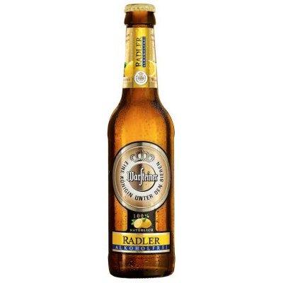Warsteiner Radler Alkoholfrei 6 x 0.33 l