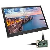 Socobeta Pantalla IPS con ángulo de visión Amplio 1080P Pantalla IPS Compatible con la Serie Pi