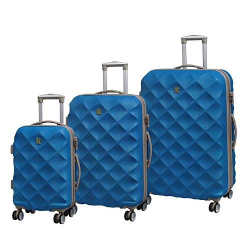 it luggage Maleta, Azul Brillante (Azul) - 16-2126-08GLO3N-S117