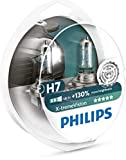Philips X-treme Vision +130% Headlight Bulbs (Pack of 2) (H7 55W)