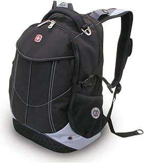 SwissGear Computer Backpack (Black/Gray)