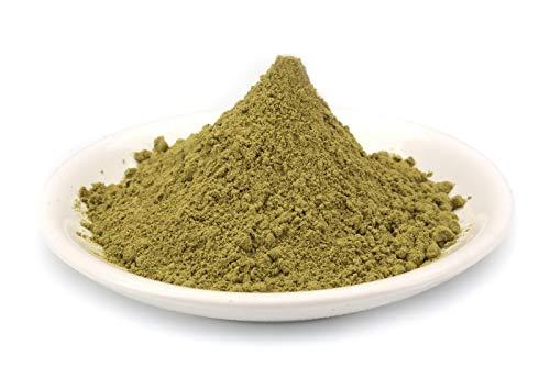 Polvo de Moringa Oleifera ecológico 200g BIO, 100% de hoja natural y pura, Calidad Premium Superfood rico en antioxidantes y nutrientes