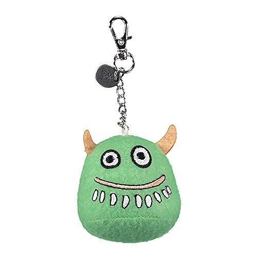 Barts Unisex Schlüssel- Taschen- Anhänger Monster Hanger Light Celadon (grün)