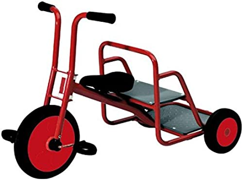 SommerMobil 525-33 - Dreirad Ben Hur, rot
