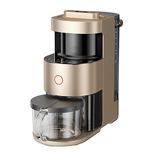JIEYUEBAI Alimento Blender Mezclador Automático Limpieza Multifunciones Rompiendo la Máquina de Somilk 120 0ml 43000rpm Licuadora (Color : A, Size : 1)