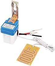 El interruptor del sensor de detección de la gota de agua AC 110-220V lluvia Detector de Auto On Off