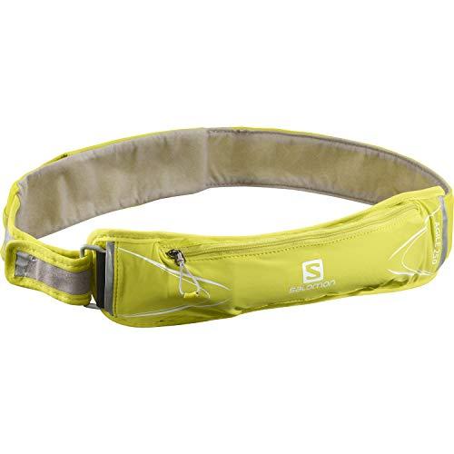 Salomon, Marsupio Unisex Agile 250 ml, Lunghezza regolabile e Tasca frontale elasticizzata, Per Trail Running
