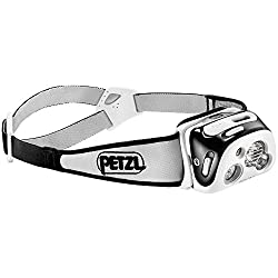 PETZL Reactik+ Headlamp Black E95 Hne One Size