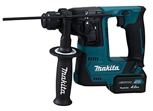 MAKITA HR140DSMJ HR140DSMJ-Martillo Ligero 14mm a bateria 10.8v 4ah CXT, 150 W, 10.8 V, Negro, No