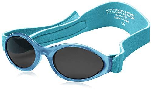 Sterntaler RetroBanz Lunettes du Soleil Bleu 0-2 Ans