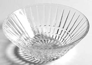 Vintage Fostoria Glass Clear Heritage 5