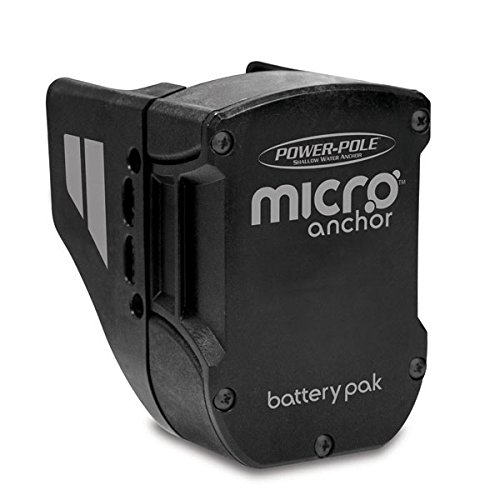 Power-Pole Micro Battery Pak and Charger
