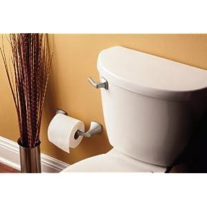 Moen YB5108CH Voss Pivoting Toilet Paper Holder, Chrome