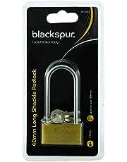 Blackspur BB-PD103 Lange beugel Messing hangslot