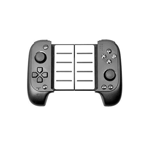 ZZYJYALG Gamepad Plastic Game Joystick Controller Smart Wireless Bluetooth Game Telescopic Gamepad para Samsung PC Interruptor Pro Host Android iOS Juego Manija Teléfono móvil Caja de Regalo (Azul)