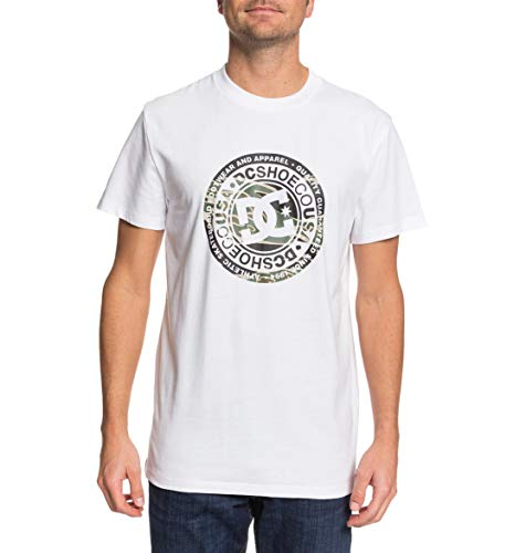 DC Shoes Circle Star - Camiseta - Hombre - S