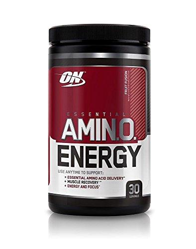 Optimum Nutrition Amino Energy Fruit Fusion 30 Porciones 270g