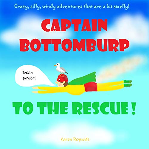 Captain Bottomburp to the Rescue! cover art