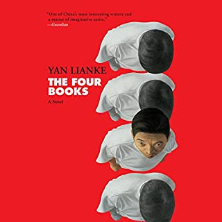 The Four Books audiobook cover art