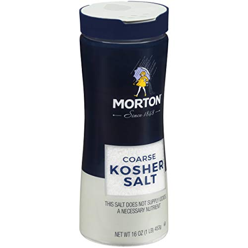 Morton Sal Gruesa Kosher, 453 g (16 oz