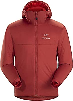 Arc'teryx Atom AR Hoody Men's (Infrared, Medium) by Arc'teryx